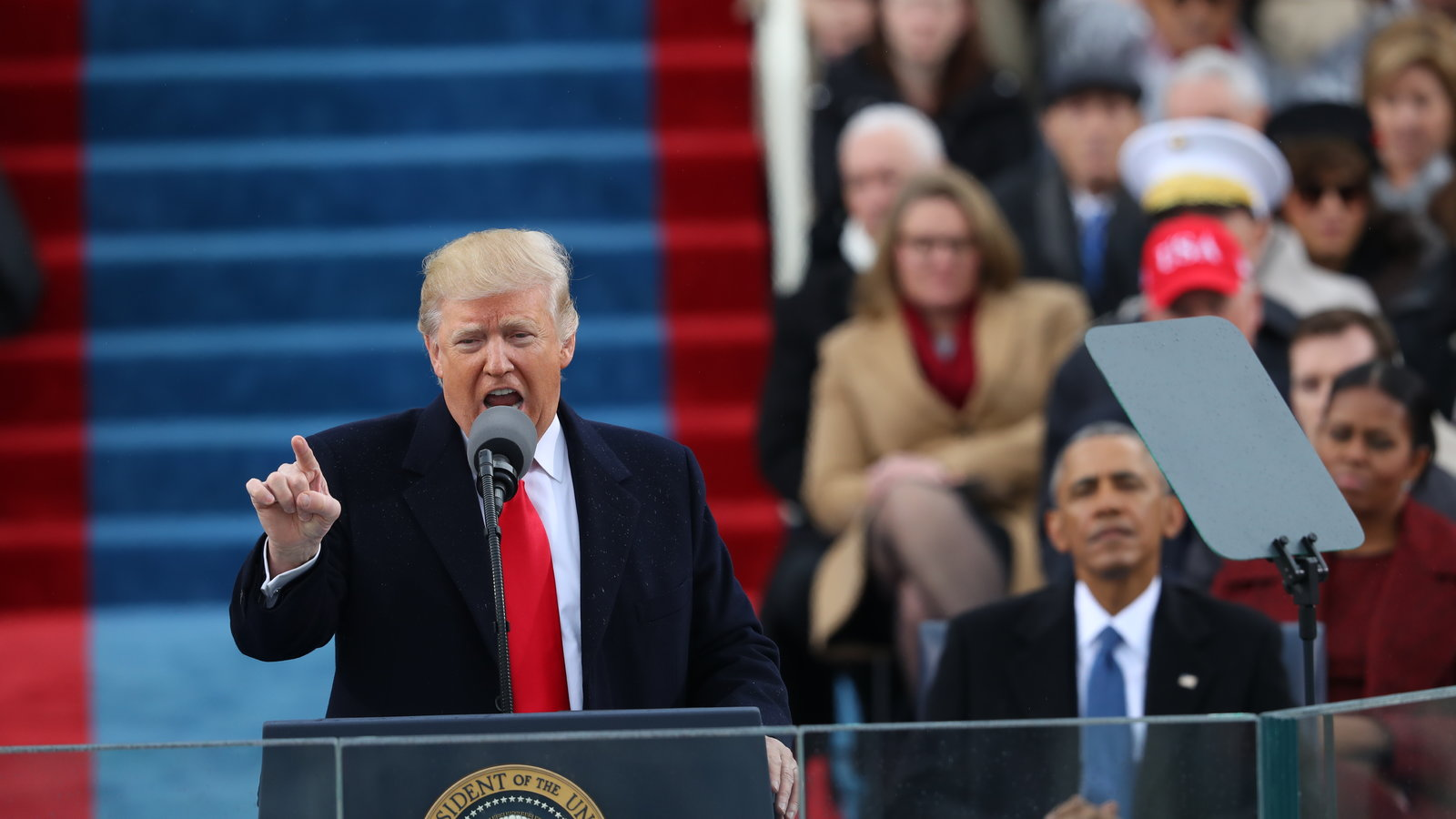 president obamas inaugural speech rhetorical analysis